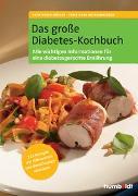Cover-Bild zu Das grosse Diabetes-Kochbuch von Müller, Sven-David