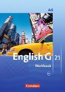 Cover-Bild zu English G 21. Ausgabe A4. Workbook von Seidl, Jennifer