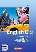 Cover-Bild zu English G 21. Ausgabe A4. Workbook von Abbey, Susan
