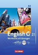 Cover-Bild zu English G 21. Ausgabe A4. Workbook - Lehrerfassung von Seidl, Jennifer