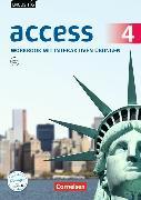 Cover-Bild zu English G Access 4. 8. Schuljahr. Allgemeine Ausgabe. Workbook mit interkativen Übungen von Seidl, Jennifer