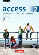 Cover-Bild zu English G Access 2. 6. Schuljahr. Allgemeine Ausgabe. Workbook Lehrerfassung von Seidl, Jennifer