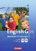 Cover-Bild zu English G 21. Ausgabe A1. Workbook - Lehrerfassung von Seidl, Jennifer