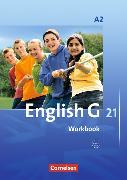 Cover-Bild zu English G 21. Ausgabe A2. Workbook von Seidl, Jennifer