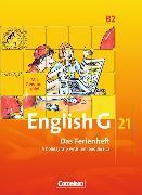 Cover-Bild zu English G 21 Ausgabe B2. Das Ferienheft von Seidl, Jennifer