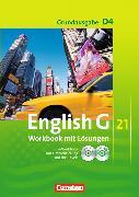 Cover-Bild zu English G 21. Grundausgabe D4. Workbook (e-Workbook). Lehrerfassung von Seidl, Jennifer