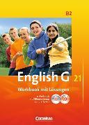 Cover-Bild zu English G 21. Ausgabe B2. Workbook - Lehrerfassung von Seidl, Jennifer