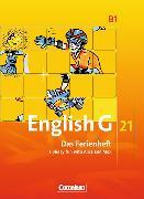Cover-Bild zu English G 21. Ausgabe B1. Das Ferienheft von Seidl, Jennifer