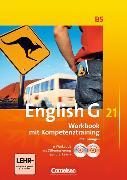 Cover-Bild zu English G 21. Ausgabe B5. Workbook mit Kompetenztraining - mit Lösungen von Seidl, Jennifer