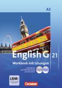 Cover-Bild zu English G 21. Ausgabe A3. Workbook - Lehrerfassung von Abbey, Susan