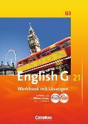 Cover-Bild zu English G 21. Ausgabe B3. Workbook - Lehrerfassung von Seidl, Jennifer