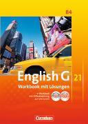 Cover-Bild zu Englisch G 21. Ausgabe B4. Workbook mit Lösungen - Lehrerfassung von Seidl, Jennifer