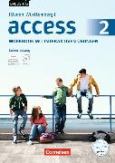 Cover-Bild zu English G Access 2. 6. Schuljahr. Allgemeine Ausgabe. Workbook mit interaktiven Übungen. Lehrerfassung. BW von Seidl, Jennifer