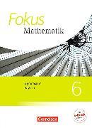 Cover-Bild zu Fokus Mathematik 6. Schuljahr. Ausgabe 2017. Schülerbuch. BY von Almer, Johannes