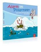 Cover-Bild zu Alarm im Polarmeer von Landwehr, Kerstin