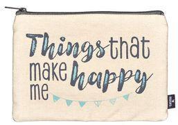 Cover-Bild zu Happy me Täschchen Things