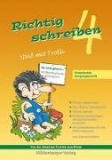 Cover-Bild zu Richtig schreiben - Spaß mit Trolli, 4. Schuljahr von Wetter, Edmund
