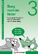 Cover-Bild zu Übung macht den Meister. Rechtschreib-Übungsheft 3. Druckschrift. RSR von Wetter, Edmund