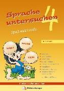 Cover-Bild zu Sprache untersuchen-Spaß mit Trolli 4 von Wetter, Edmund