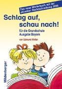 Cover-Bild zu Schlag auf, schau nach! Ausgabe Bayern von Wetter, Edmund