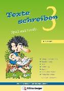 Cover-Bild zu Texte schreiben - Spaß mit Trolli 3 von Wetter, Edmund