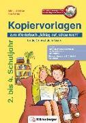 Cover-Bild zu Schlag auf, schau nach! - Kopiervorlagen, Ausgabe Bayern von Wetter, Edmund