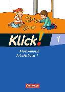 Cover-Bild zu Klick! Mathematik 1. Schuljahr. Arbeitsbuch von Burkhart, Silke