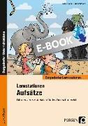 Cover-Bild zu Lernstationen Aufsätze (eBook) von Weber, Nicole
