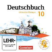 Cover-Bild zu Deutschbuch Gymnasium 10. Schuljahr Östliche Bundesländer und Berlin . Übungs-CD-ROM zum Arbeitsheft von Bordelais, Nicole