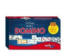 Cover-Bild zu Deluxe Doppel 6 Domino