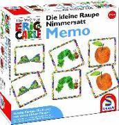 Cover-Bild zu Die kleine Raupe Nimmersatt - Memo
