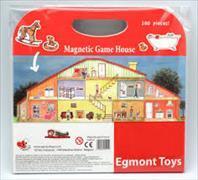 Cover-Bild zu Magnetspiel Haus