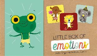Cover-Bild zu Little Box of Emotions von Nielman, Louison