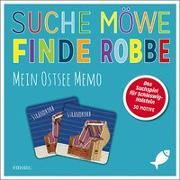 Cover-Bild zu Suche Möwe - Finde Robbe. Mein Ostsee Memo