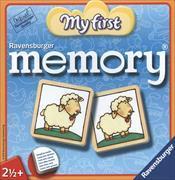 Cover-Bild zu My first Memory