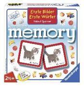 Cover-Bild zu Erste Bilder - Erste Wörter memory® von Spanner, Helmut