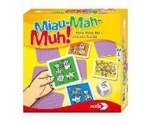 Cover-Bild zu Miau Mäh Muh