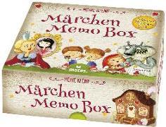 Cover-Bild zu Meine kleine Märchen Memo Box von Heel, Jürgen