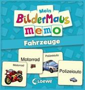 Cover-Bild zu Mein Bildermaus-Memo - Fahrzeuge von Böhm, Michael (Illustr.)
