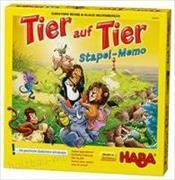 Cover-Bild zu Tier auf Tier - Stapelmemo von Miltenberger, Klaus