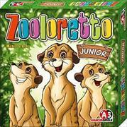Cover-Bild zu Zooloretto junior von Schacht, Nikolay