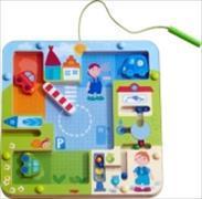 Cover-Bild zu Magnetspiel Straßenverkehr (Kinderspiel)