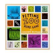 Cover-Bild zu Christoph Niemann - Petting Zoo von Niemann, Christoph