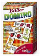 Cover-Bild zu Bilder Domino - Mitbringspiel