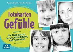 Cover-Bild zu Fotokarten Gefühle von Boetius, Jeanette