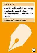 Cover-Bild zu Rechtschreibtraining einfach und klar - 2. Klasse von Lassert, Ursula