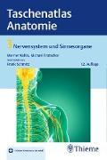 Cover-Bild zu Taschenatlas Anatomie, Band 3: Nervensystem und Sinnesorgane (eBook) von Schmitz, Frank