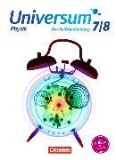 Cover-Bild zu Universum Physik 7./8. Schuljahr. Schülerbuch. BE,BB von Carmesin, Hans-Otto