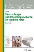 Cover-Bild zu Untersuchungs- und Behandlungsmethoden bei Hund und Katze von Schrey, Christian F.