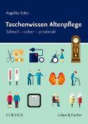 Cover-Bild zu Taschenwissen Altenpflege von Ecker, Angelika